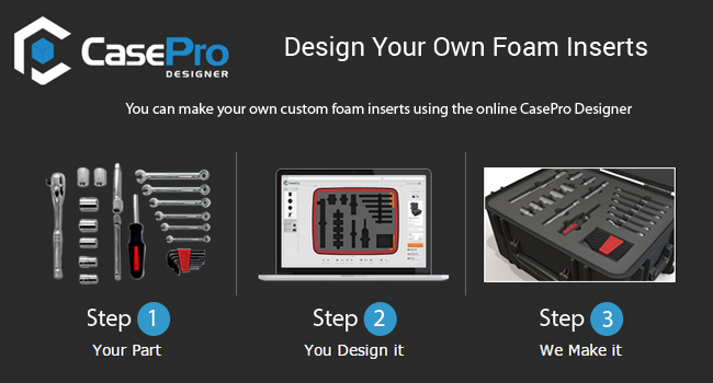 Design Your Own Foam Inserts